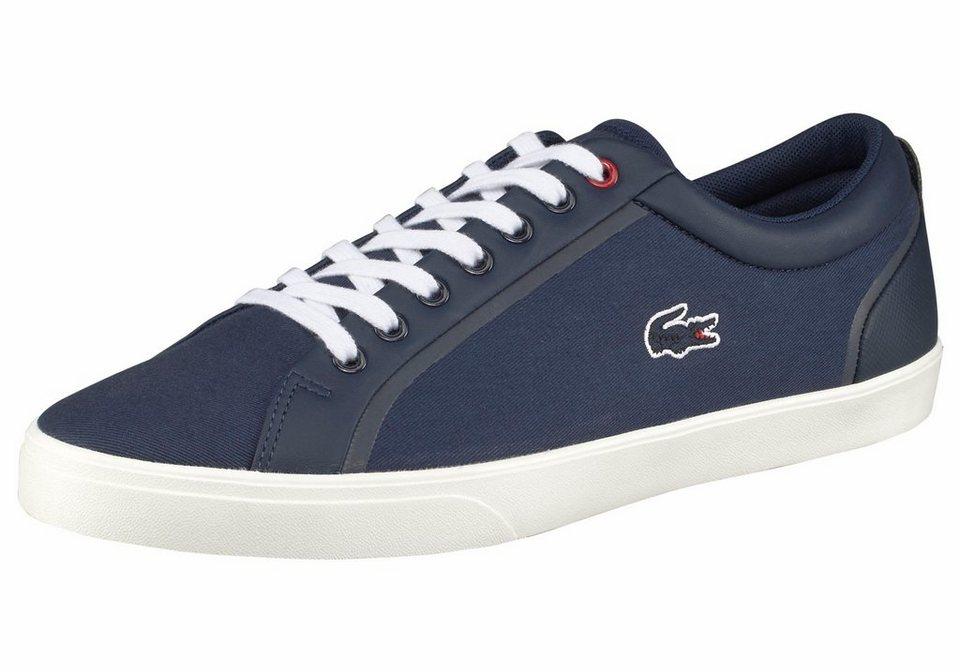 Lacoste »Lenglen 216 1 SP« Sneaker in marine