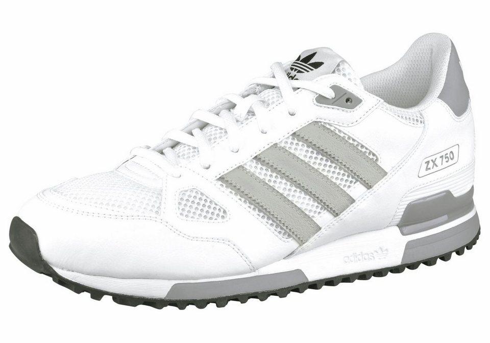 adidas Originals »ZX 750« Sneaker in weiß-grau