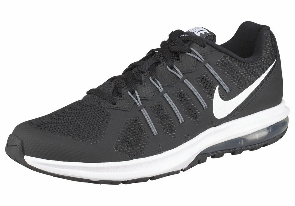 Nike »Air Max Dynasty« Laufschuh in schwarz-weiß