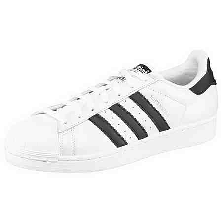 adidas Originals Sneaker »Superstar« Shiney Leather