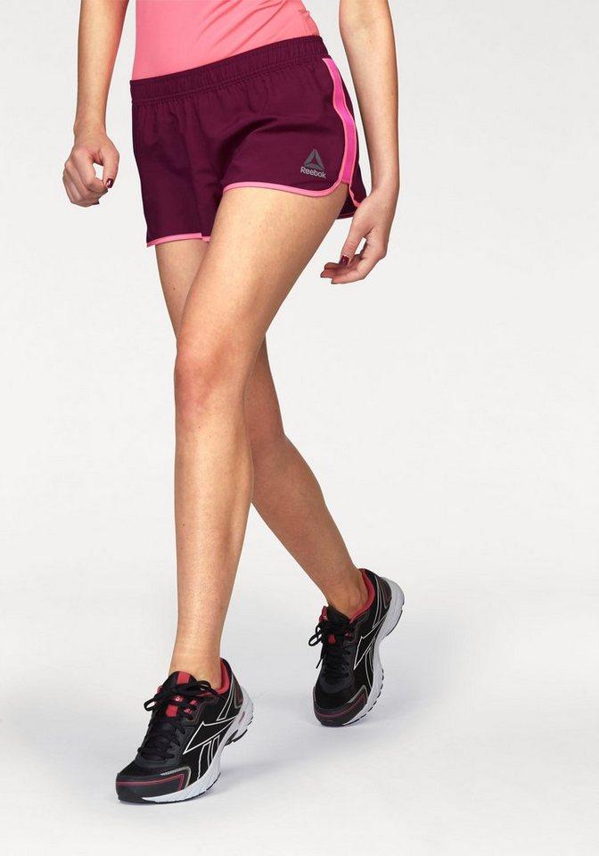 Reebok Shorts in lila-pink