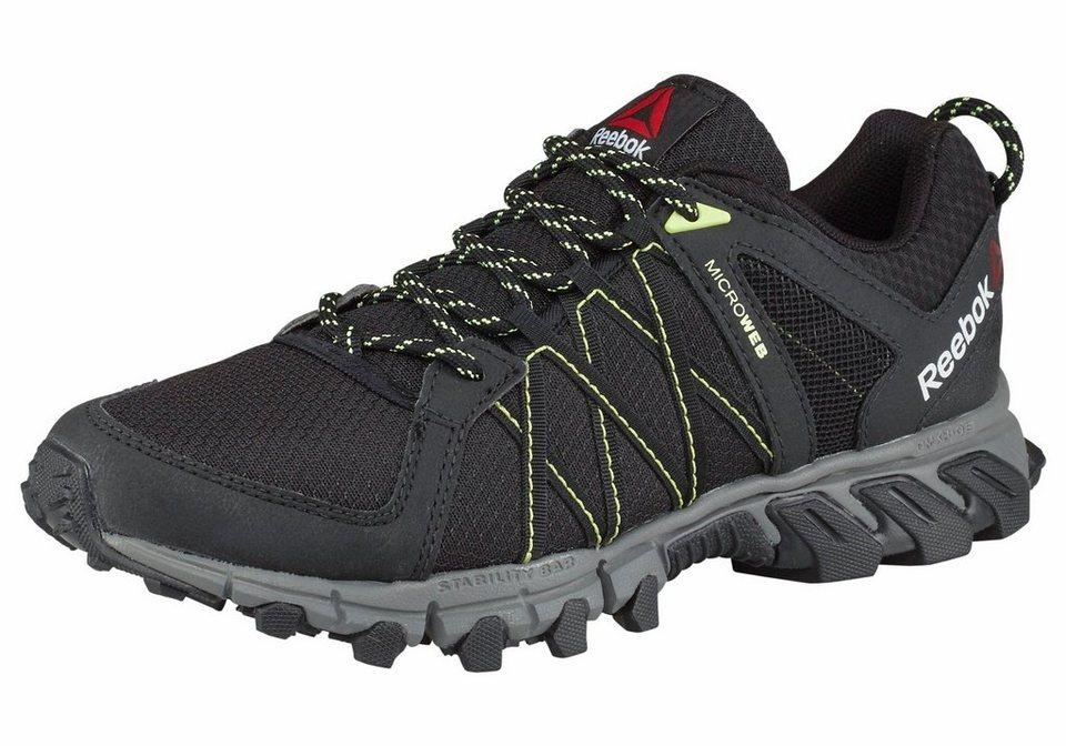 Reebok »Trail Grip RS 5.0« Walkingschuh in schwarz-limette
