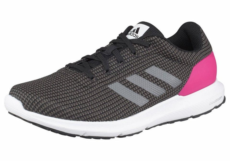 adidas Performance »Cosmic W« Laufschuh in schwarz-pink