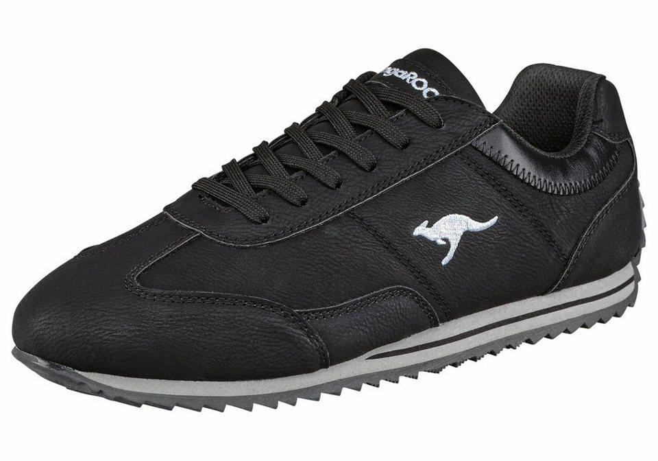 KangaROOS »Teno II« Sneaker in schwarz