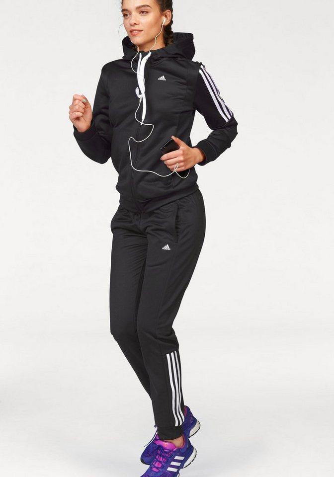adidas performance pes mid 3s tracksuit trainingsanzug online kaufen otto. Black Bedroom Furniture Sets. Home Design Ideas