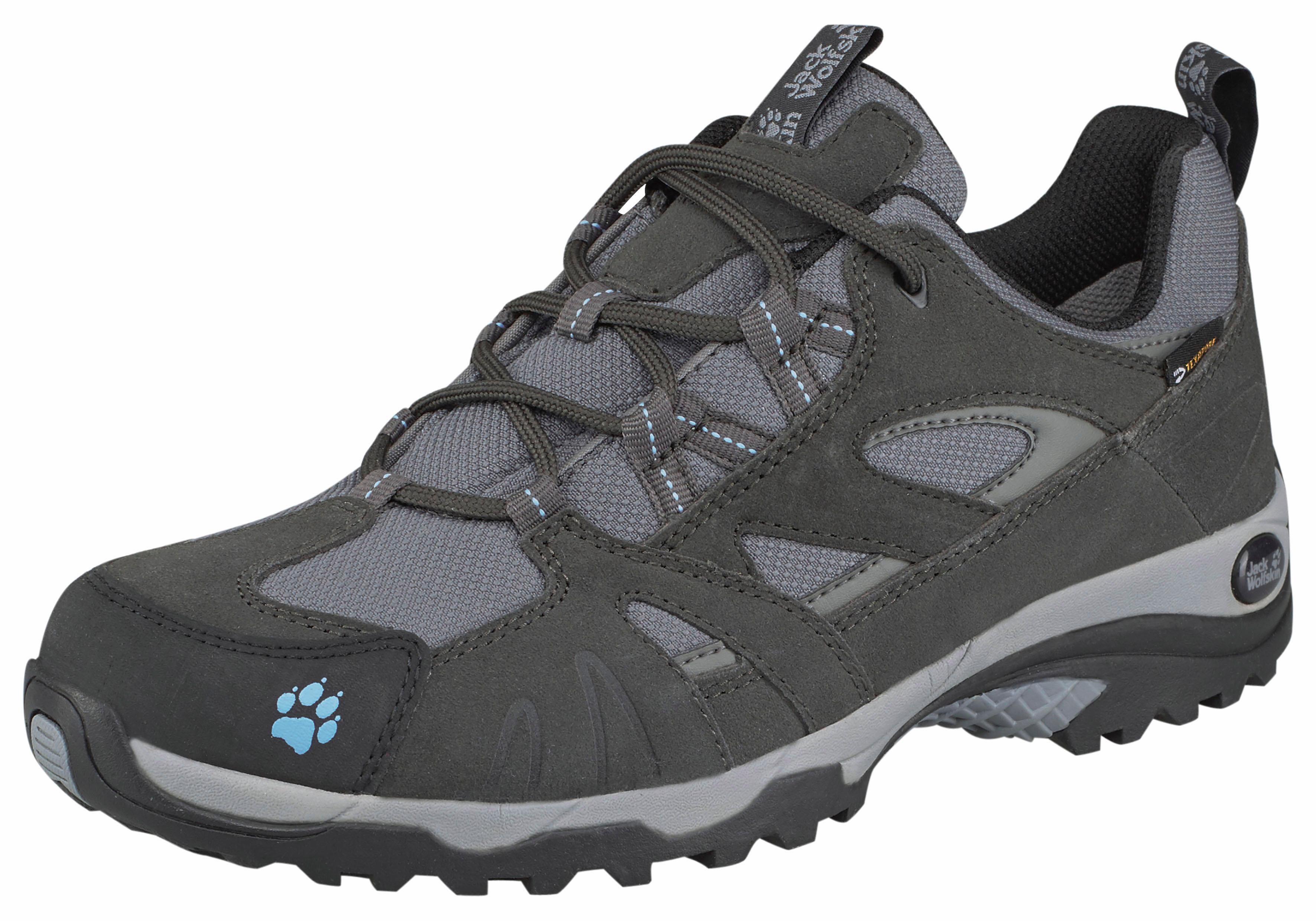Jack Wolfskin Vojo Hike Texapore Women Outdoorschuh online kaufen  anthrazit-blau