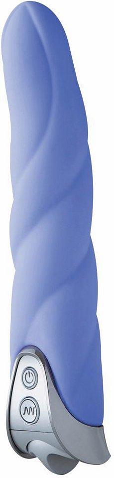 Vibe Therapy Vibrator »Meridian«, in blau