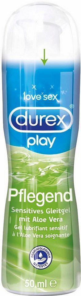 Durex wasserbasiertes Gleitgel »Play Pflegend«