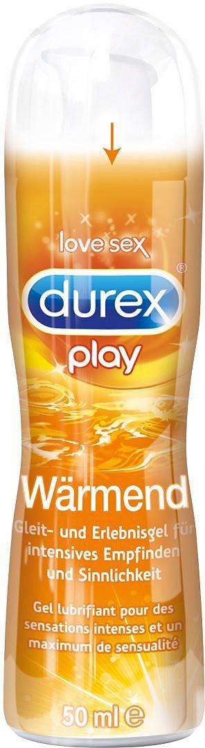 Durex wasserbasiertes Gleitgel »Play Wärmend«
