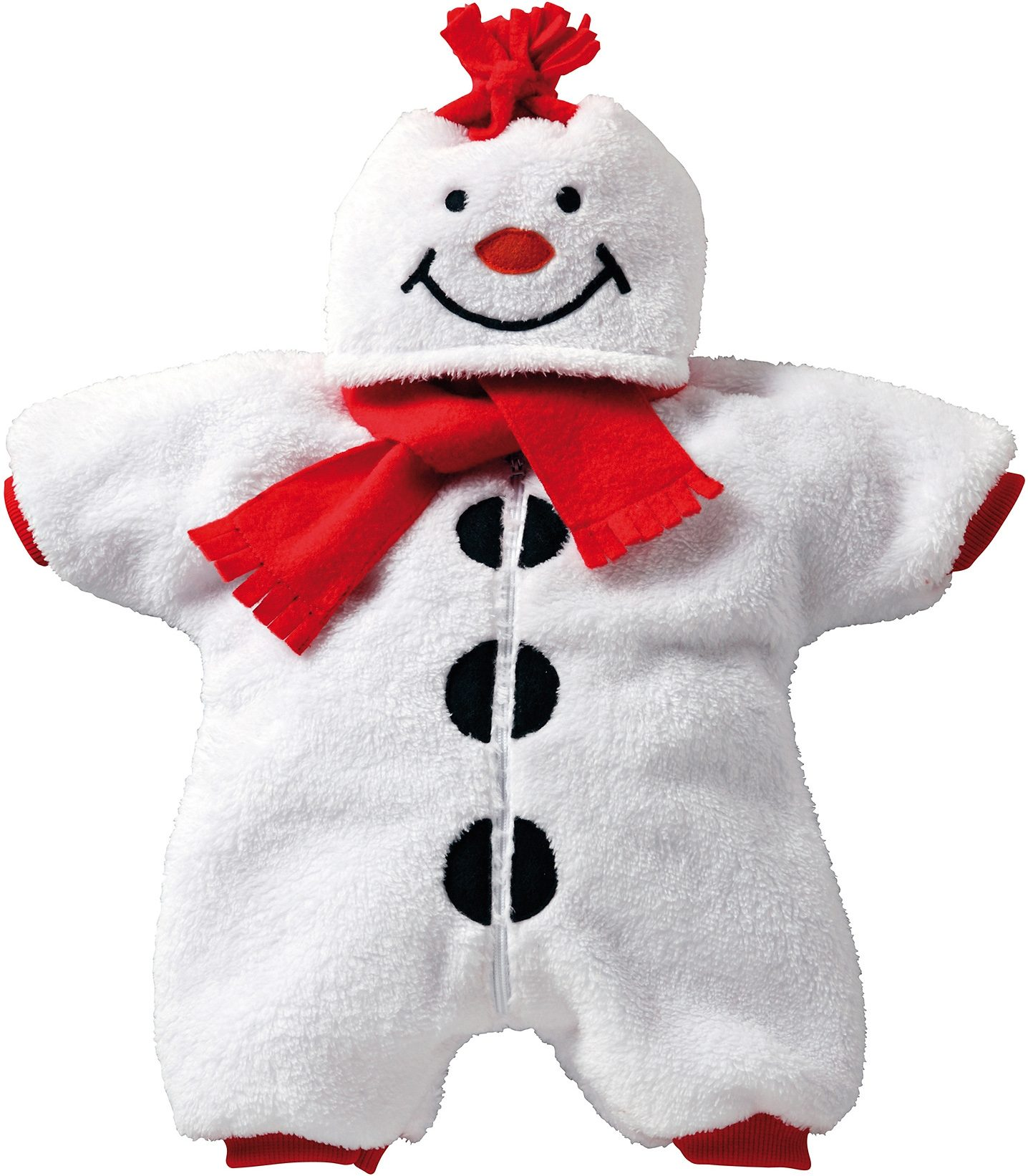Heless® Puppenbekleidung Winteranzug Größe 35-46 cm, »Schneemann«