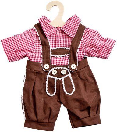 Heless »Kniebundhose mit Hemd« Puppenkleidung (2-tlg)