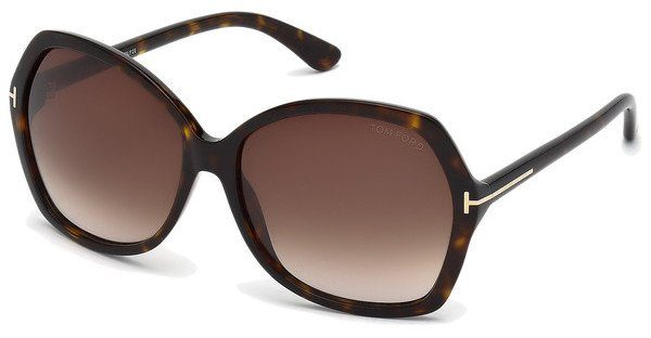 Tom Ford Damen Sonnenbrille »Carola FT0328«