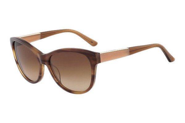 Calvin Klein Damen Sonnenbrille » CK7901S« in braun