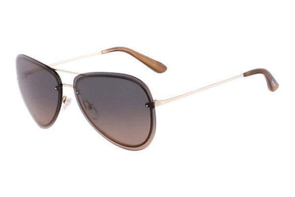 Calvin Klein Damen Sonnenbrille » CK7487S« in 780 -  gold