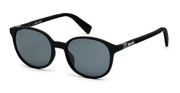 Just Cavalli Damen Sonnenbrille » JC726S« in 02A - schwarz/grau