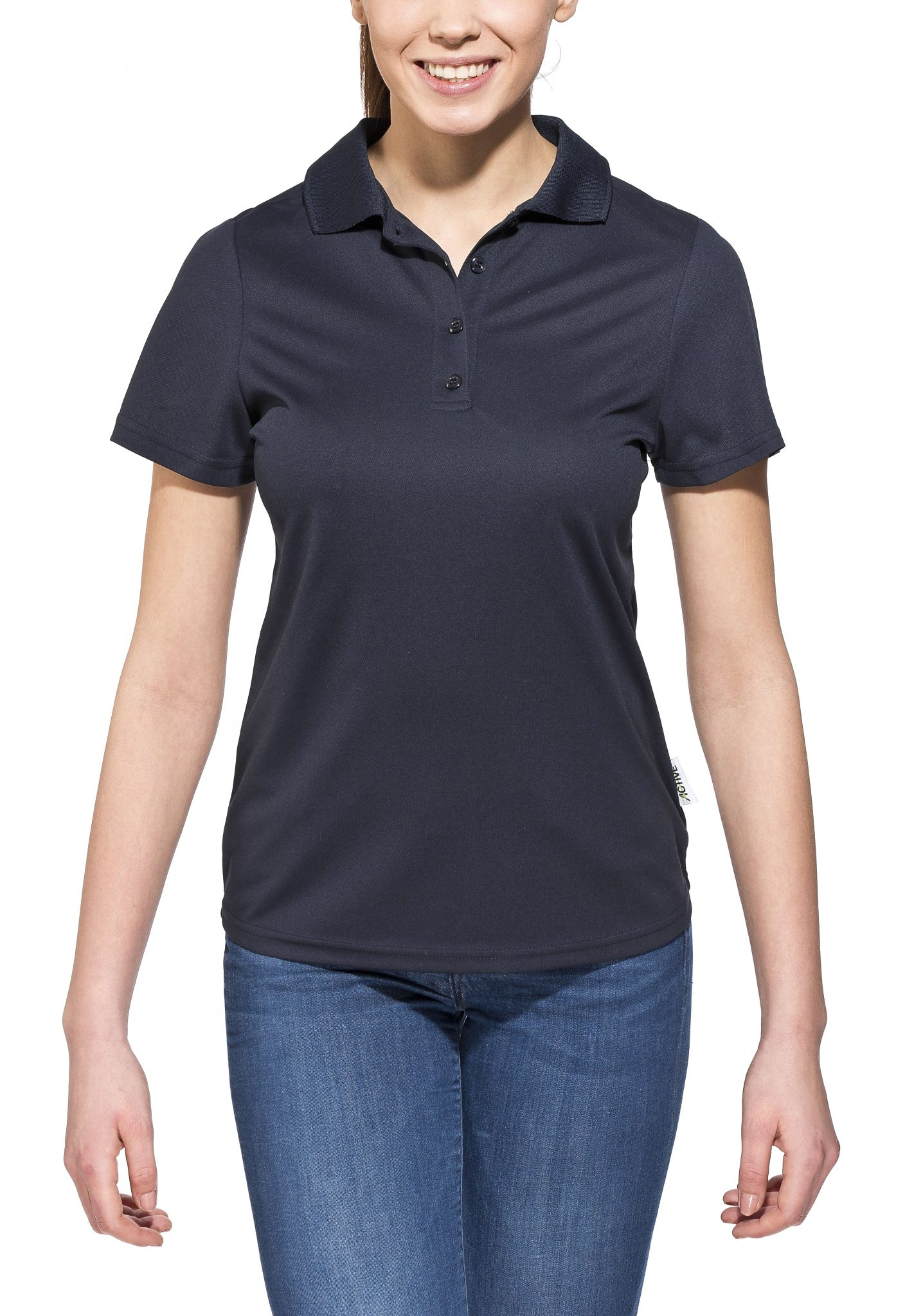 axant T-Shirt »Alps Polo Agion Active Women«