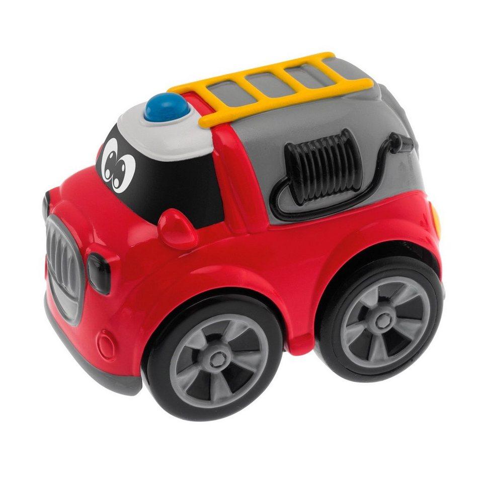 Chicco Turbo Team Feuerwehr in rot