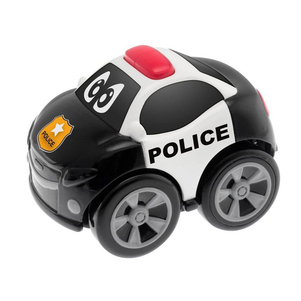 CHICCO Turbo Team Polizei in schwarz