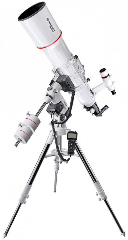 Bresser Teleskop »BRESSER Messier AR-152S/760 EXOS-2 GoTo Hexafoc«