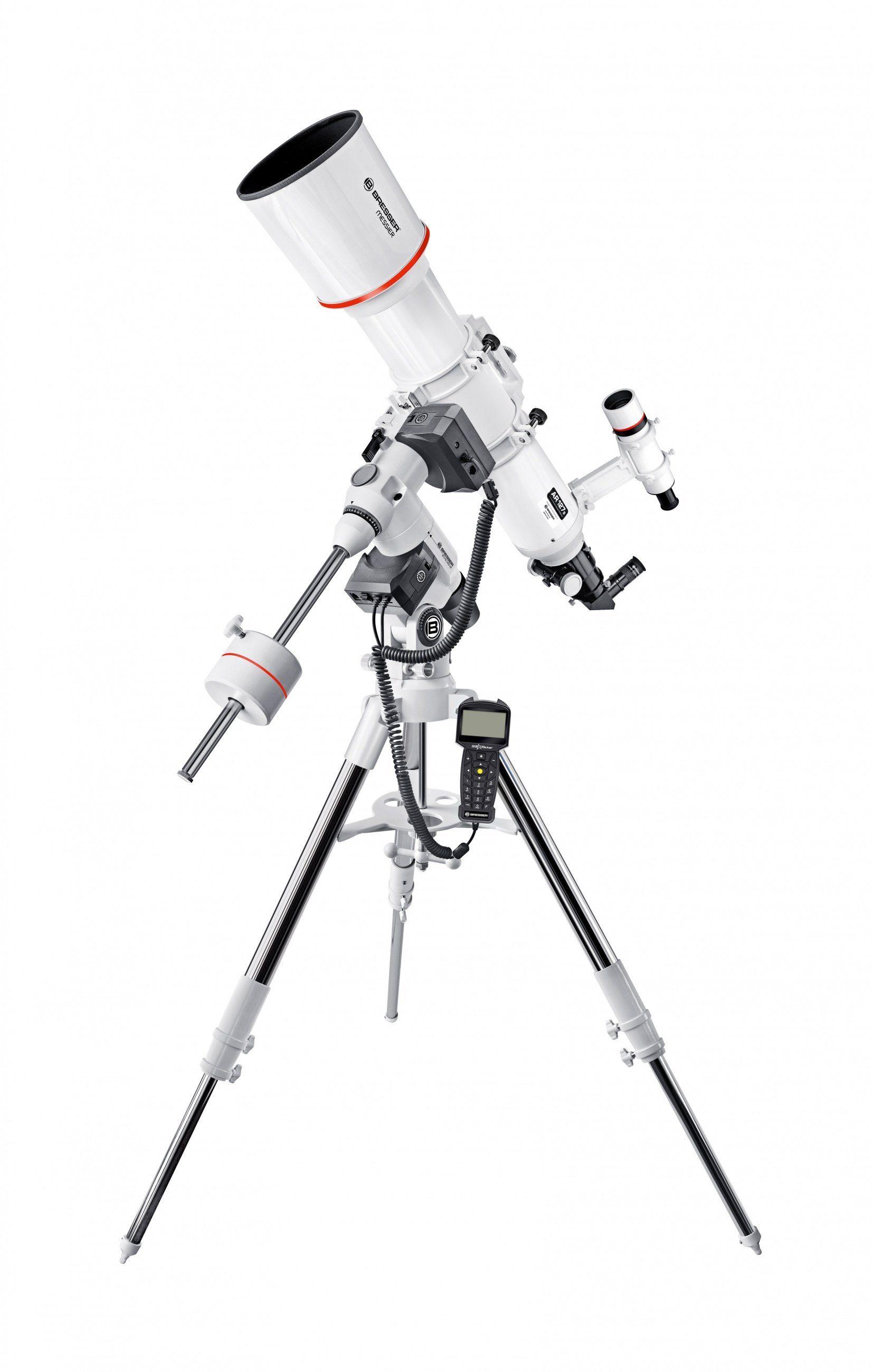 BRESSER Teleskop »BRESSER Messier AR-127S/635 EXOS-2 GoTo Hexafoc«
