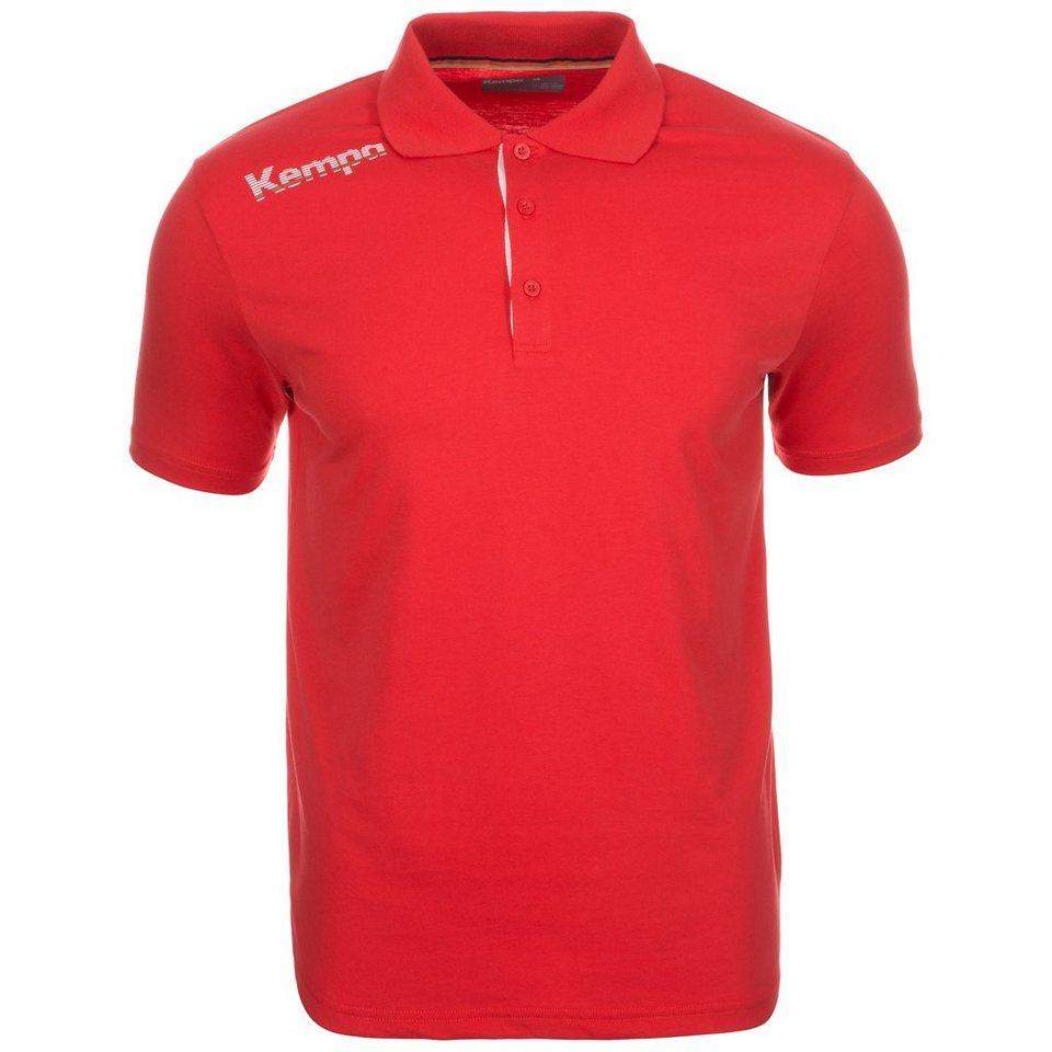 KEMPA Core DHB Poloshirt Herren in rot