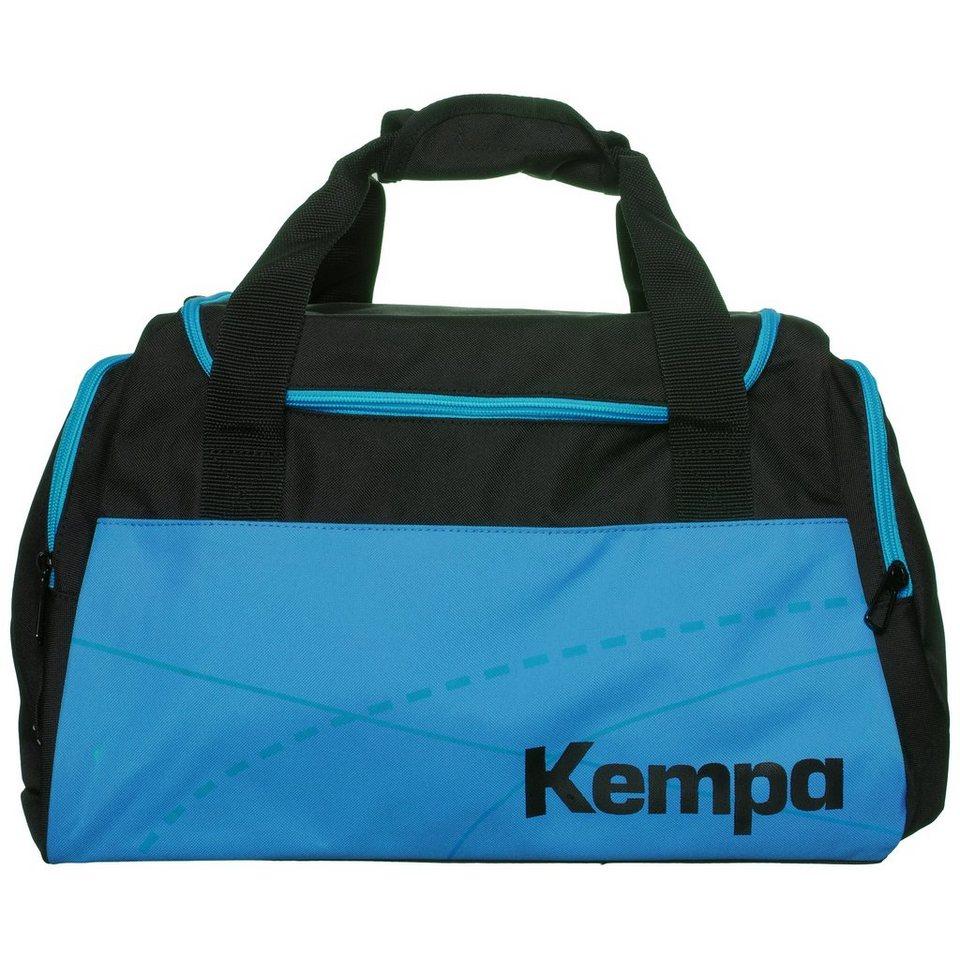 KEMPA Teamline Sporttasche Kinder in schwarz/kempablau