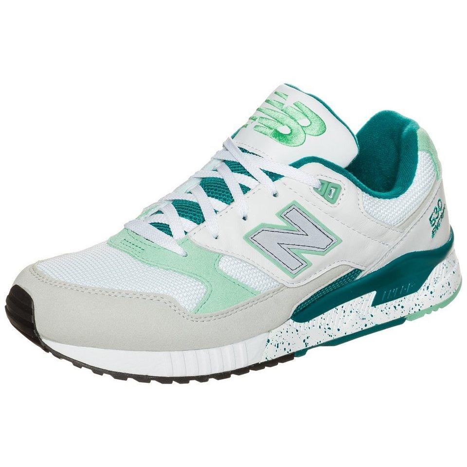 NEW BALANCE M530-PSA-D Sneaker in weiß / grau / mint