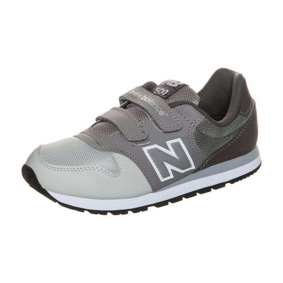 NEW BALANCE KV500-YGY-M Sneaker Kinder in hellgrau / grau