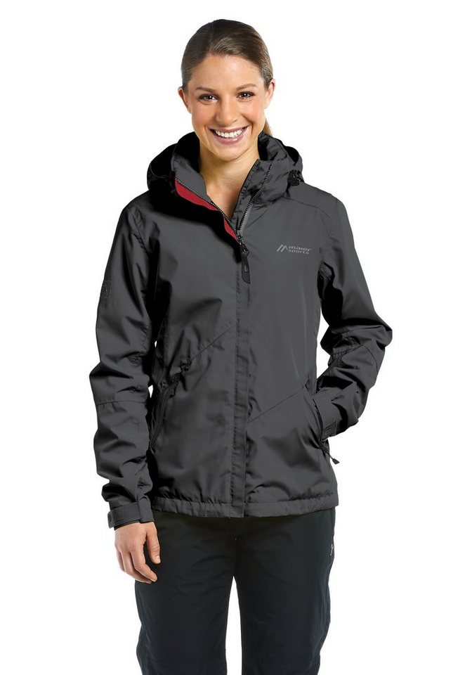 MAIER SPORTS Funktionsjacke »Drava« in black