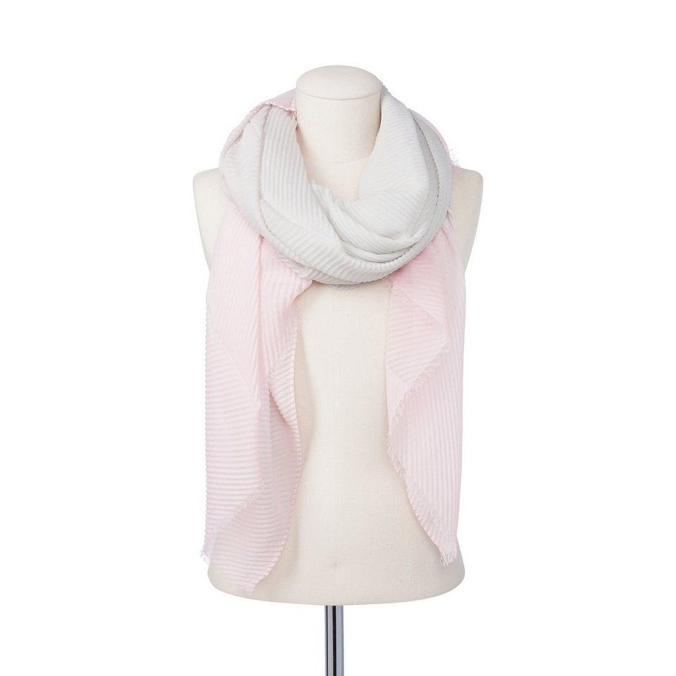 CODELLO Ombré-Tuch in rosa