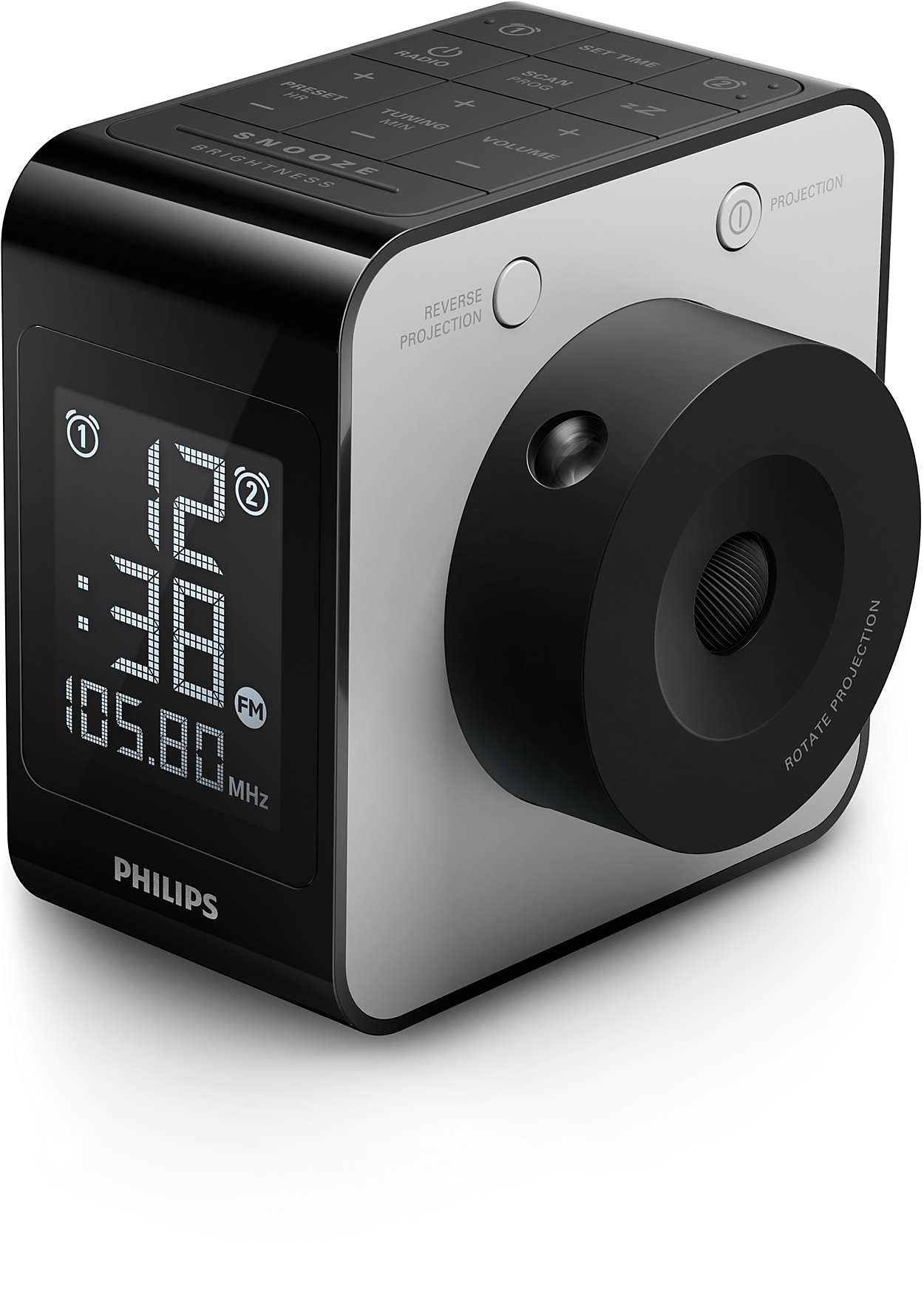 Philips Radiowecker »AJ4800/12«