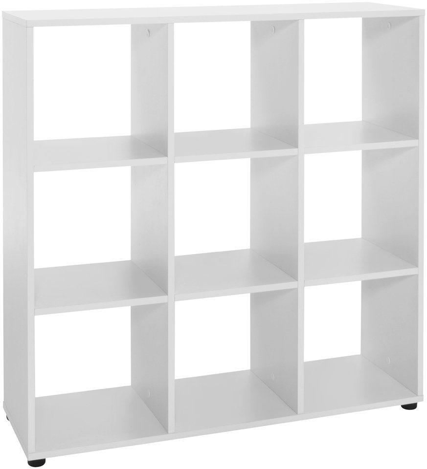 Raumteiler-Regal »9 Fächer«, Breite 94,4 cm
