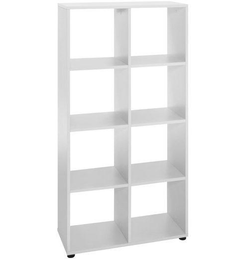 Raumteiler-Regal »8 Fächer«, Breite 63,5 cm