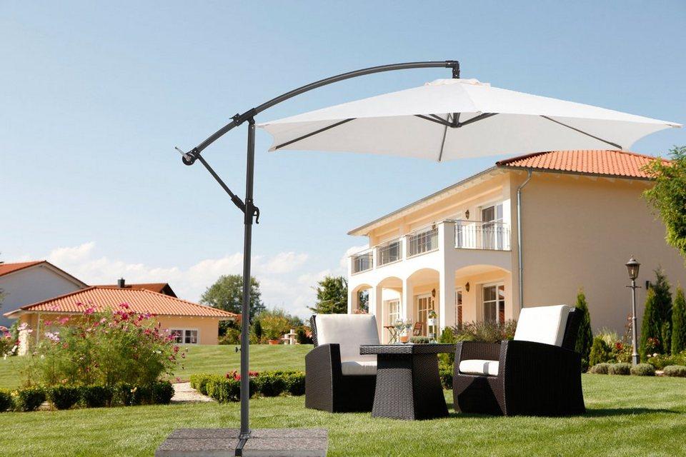 Sonnenschirm Online Kaufen Fur Terrasse Balkon Otto