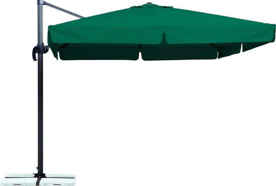 Affordable Elegant Farbe Terracotta With Schneider Ampelschirm Monaco Schirme Barbados Rhodos Junior