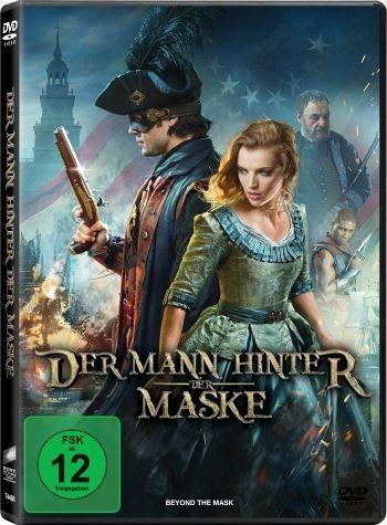 DVD »Der Mann hinter der Maske«