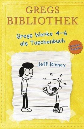 Broschiertes Buch »Gregs Bibliothek - Gregs gesammelte Werke 4 -...«