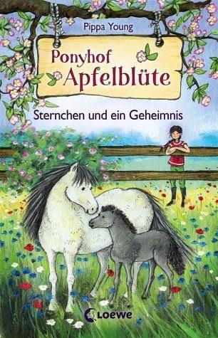 Gebundenes Buch »Sternchen und ein Geheimnis / Ponyhof...«