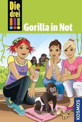 Gebundenes Buch »Gorilla in Not / Die drei Ausrufezeichen Bd.58«
