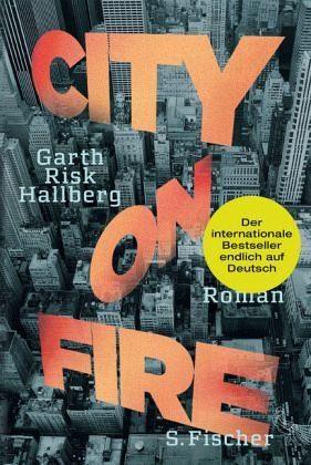 Gebundenes Buch »City on Fire«