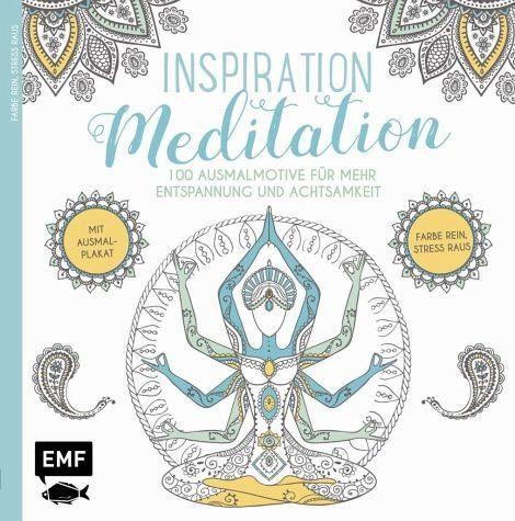 Broschiertes Buch »Inspiration Meditation«