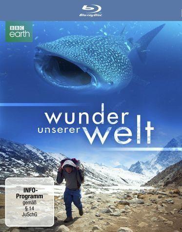 Blu-ray »Wunder unserer Welt«