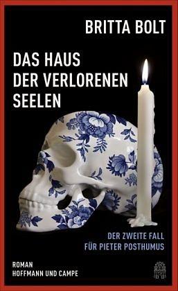 Gebundenes Buch »Das Haus der verlorenen Seelen / Pieter...«