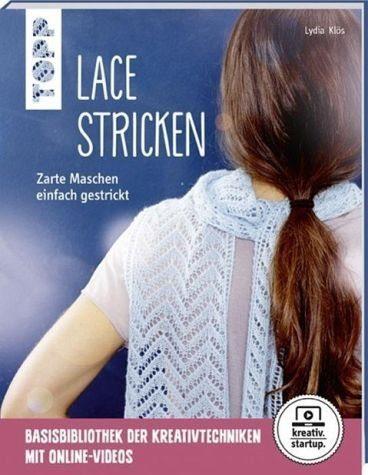 Broschiertes Buch »Lace stricken (kreativ.startup.)«