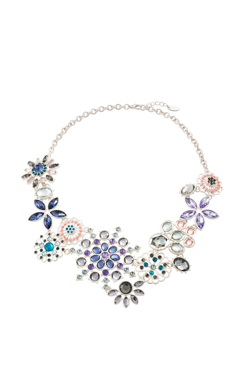 ESPRIT CASUAL Glitzernde Statement-Kette
