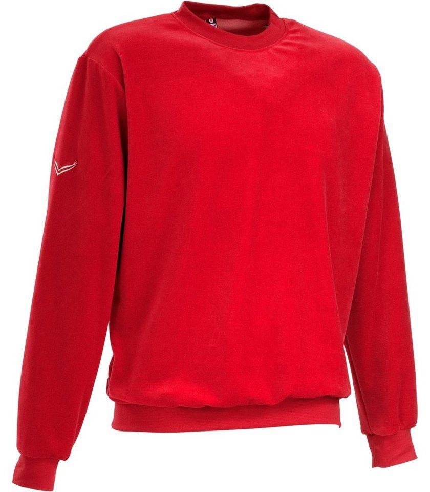 TRIGEMA Nicky-Shirt in kirsch