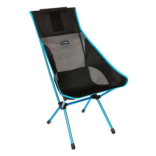 Helinox Campingmöbel »Sunset Chair« in black/blue