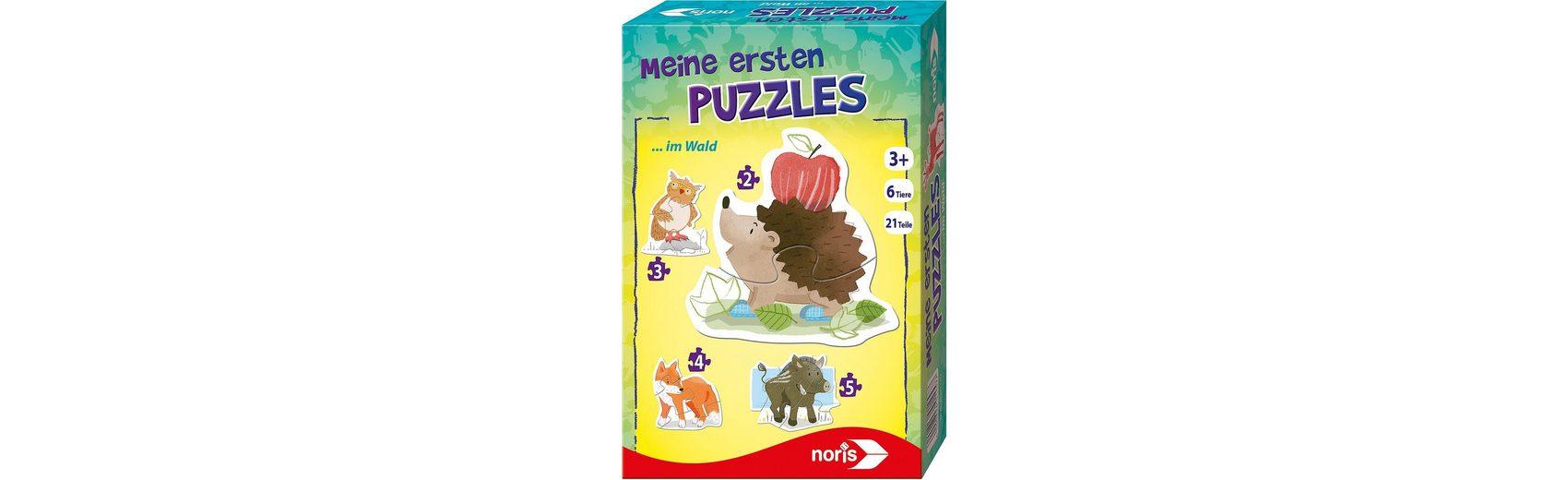 Noris Meine ersten Puzzles - Waldtiere