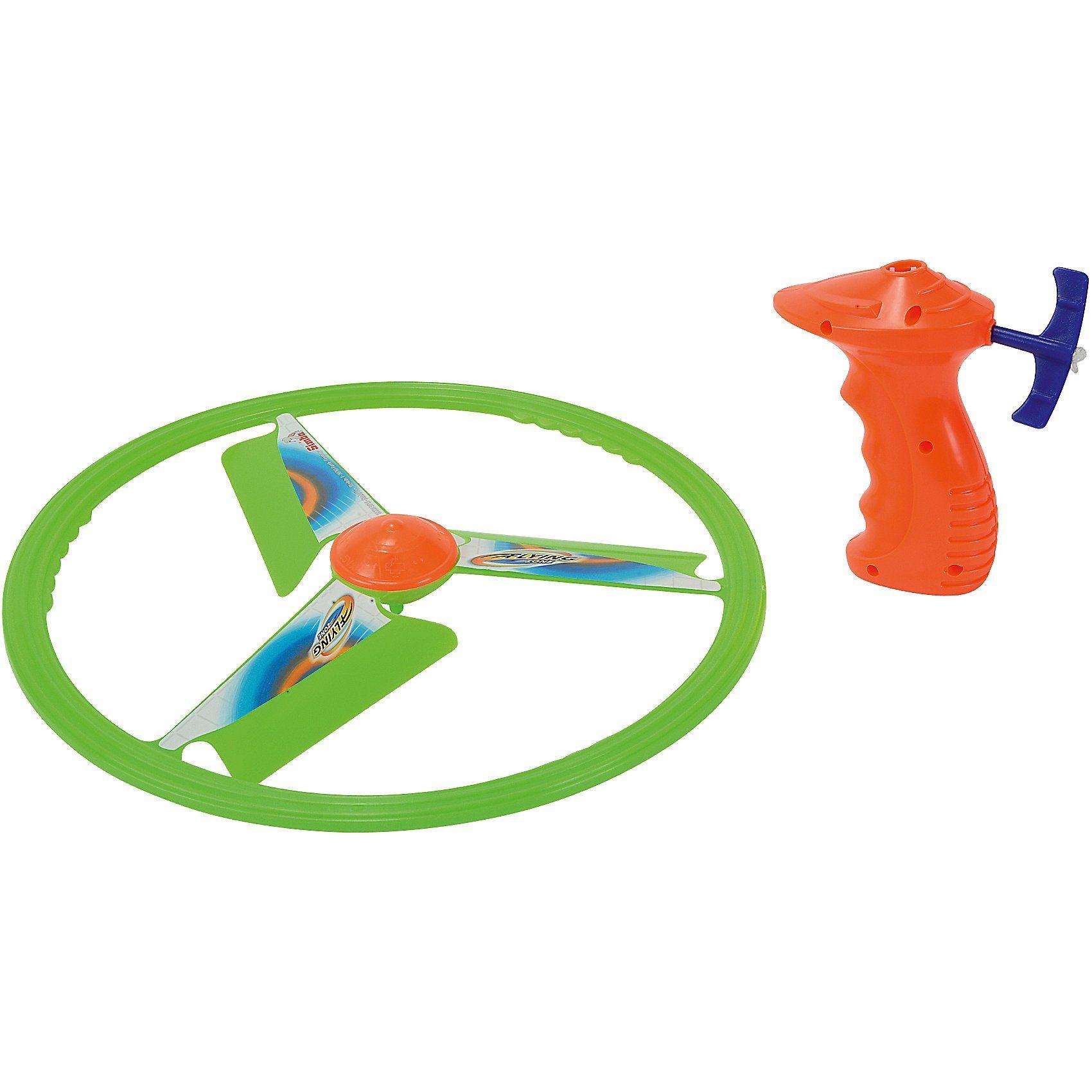 Simba Rotor Flyer Flugspiel, sortiert