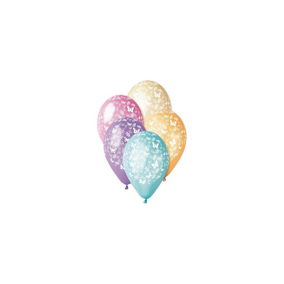 Karaloon Luftballons Schmetterlinge, 30 Stück